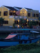 Hoi An in the early evening