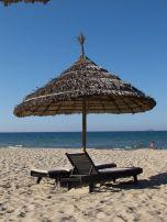 Lone Chair at Cua Dai Beach