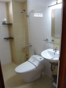 Bathroom in Double Room! Sparkling!