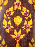 Detail painting on Temple columns