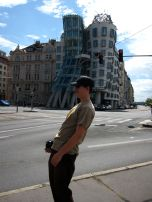 Eric is the Dancing House, Prague