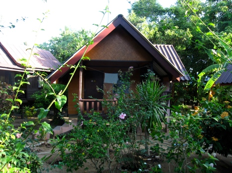 Our bungalow at Sairee Cottages