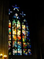 Alphons Mucha's Window in St. Vitus' Cathedral, Prague
