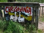 Entrance to Christiana
