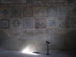 Inside the oldest church, next to St. Maria Maggiore, Bergamo