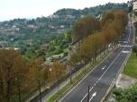 A view from Citta Alta, Bergamo