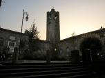 Sunset in Bergamo