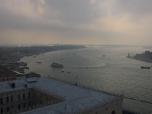 Long shot of Venice