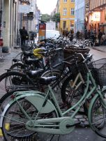 Copenhagen is a bike lovers city
