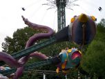 I loved this Fishy Ride in Tivoli, the center was a giant Octopus!