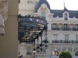 Front overhang of Monte Carlo Casino