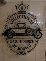 Emblem of the Prince's Car Collection