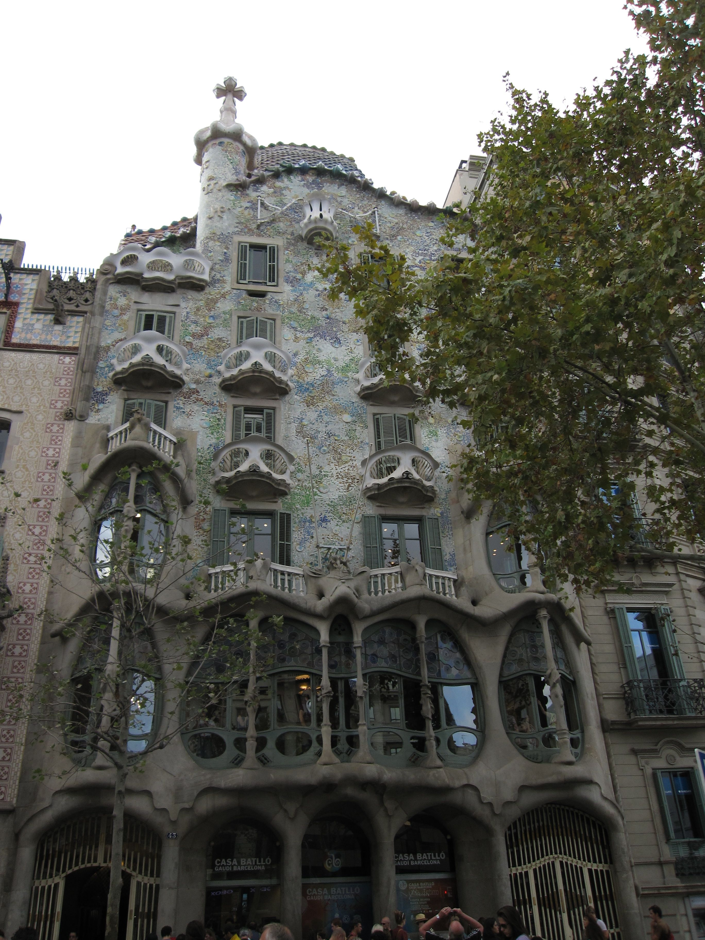 La vida de catal n barcelona spain the occasional expat - Casa en catalan ...