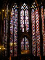 The Altar at Sainte Chapelle