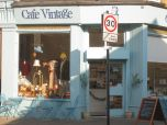 Cafe Vintage, our closest cafe....