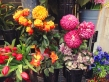 The flowers out front of Liberty almost gave it an open air market effect.