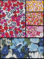 Some classic Liberty fabric prints