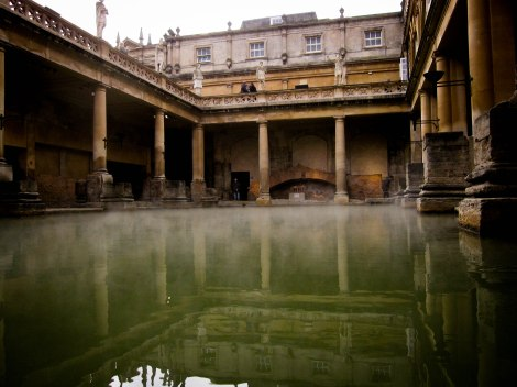 Historic Bath, Roman Spa