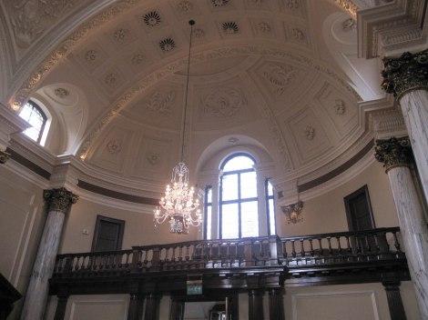 Entrance to Bath Museum